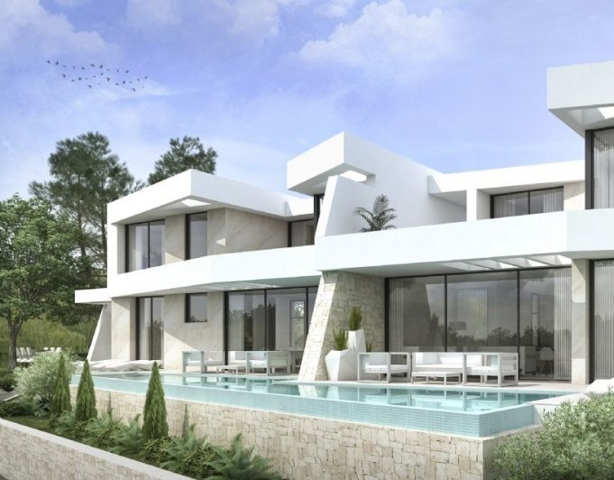 200143-Two new villas for sale Pla del Mar