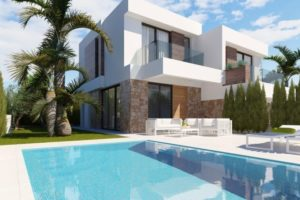 201140-Semi-Detached modern villas for sale Sierra Cortina