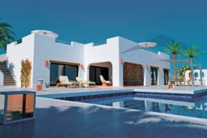 90739-Ibizian-style villa for sale in Moraira