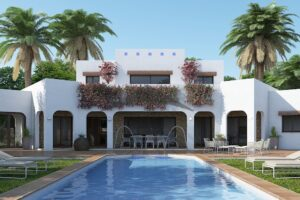 94288-Ibizian-style villa for sale in Moraira