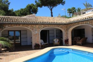 136897-Finca with sea view for sale in Benissa