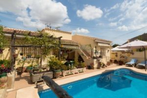 155033-ONLY 200M FROM THE BEACH! DETACHED VILLA IN MORAIRA-01
