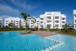 175593-NEW BUILD GOLF APARTMENTS IN Murcia AREA-01