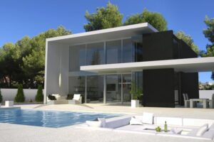 91518-New Villa For Sale in Moraira. (BUILD ONLY)-01