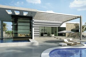 90737-Modern Villa For Sale in Moraira. (BUILD ONLY)-01